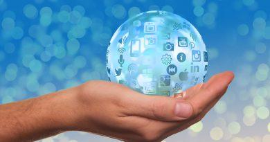 Social Media Ball