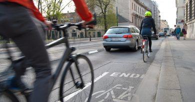 Fahrrad im Straßenverkehr