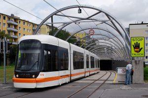 U-Straßenbahn Linz